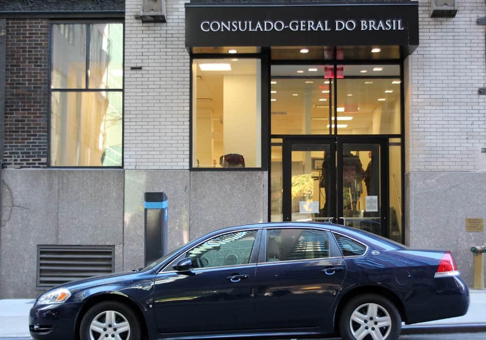 Embaixadas e Consulados estrangeiros No Japão