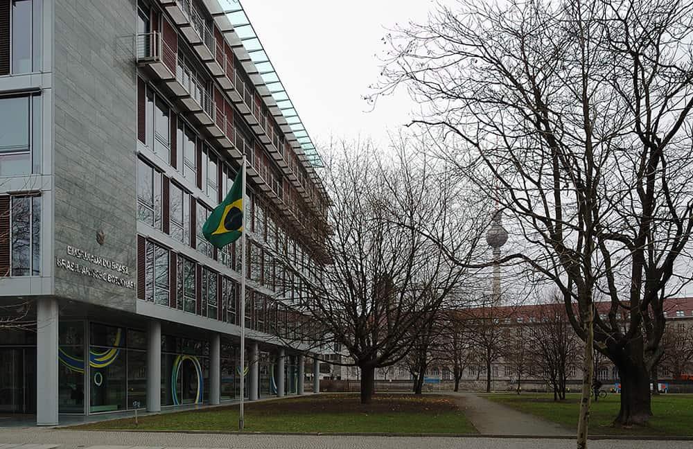 América Do Sul Consulado-Geral Em Nagóia, Japão